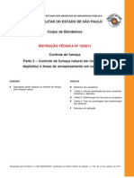 SP Instrucao Tecnica 15 Parte3 2011