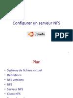 Configurer Un Serveur NFS