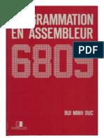 Bui Minh Duc Programmation en Assembleur 6809