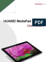 HUAWEI MediaPad 10 FHD User Manual%28V100R001 01%2CEnglish%2C10xu%2610xL%29