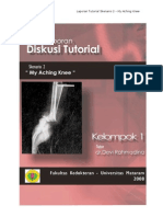 Anatomi,Fisiologi, Patologi Persendian(Arthritis)