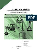 Relatório de Física- capa