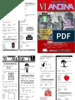 Examen Pentatlon Clasif 2011 (11 Junio)