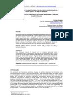 Redes de Monitoramento de Material Particulado Inalável, Legislação e os Riscos À Saúde