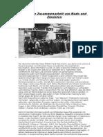 Die Enge Zusammenarbeit Von Nazis Und Zionisten