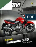 Suzuki Inazuma 250 Ed 117