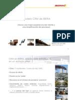 El Modelo Crm de Iberia