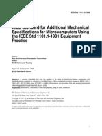 Fabricacion de RACKs Norma IEC297