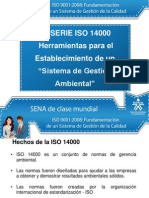 ISO - 14000- SistMedioAmbiental