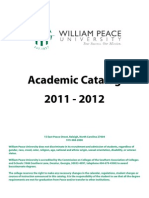 Academic Catalog 2011-2012 for William Peace University.pdf