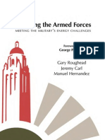 Powering the Armed Forces Book