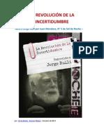 LA REVOLUCIÓN DE LA INCERTIDUMBRE- Jorge Rulli