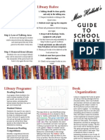 school library management plan