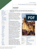Knights Hospitaller - Wikipedia, The Free Encyclopedia
