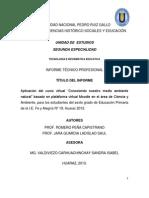 Informe Tecnico Profesional TIE