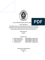 PKM-P-12-UNDIP-Riski-Perbandingan Cakupan Atau Perolehan Sinyal Dan Kuat Bit Rate Wi-Fi-