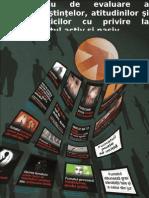 2009_Studiu de evaluare a cunoştinţelor, atitudinilor şi practicilor cu privire la fumatul activ şi pasiv_51p
