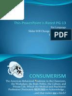 Consumerism 2