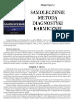 Marjan Ogorevc - Samoleczenie metodą diagnostyki karmicznej