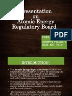 Regulatory Body