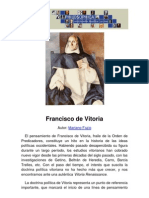 Philoshopica Enciclopedia Francisco de Vitoria