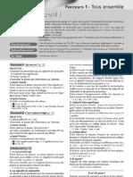 Entrée en matière - Guide pédagogique - Unité 1-2