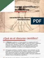 El Discurso Cientfico Acadmico840