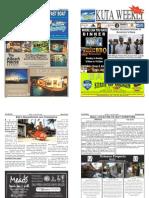 "Kuta Weekly-Edition 338 ""Bali's Premier Weekly Newspaper"""