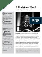Christmas Carol Study Guide