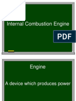 Basic Mecanical Ic Engines