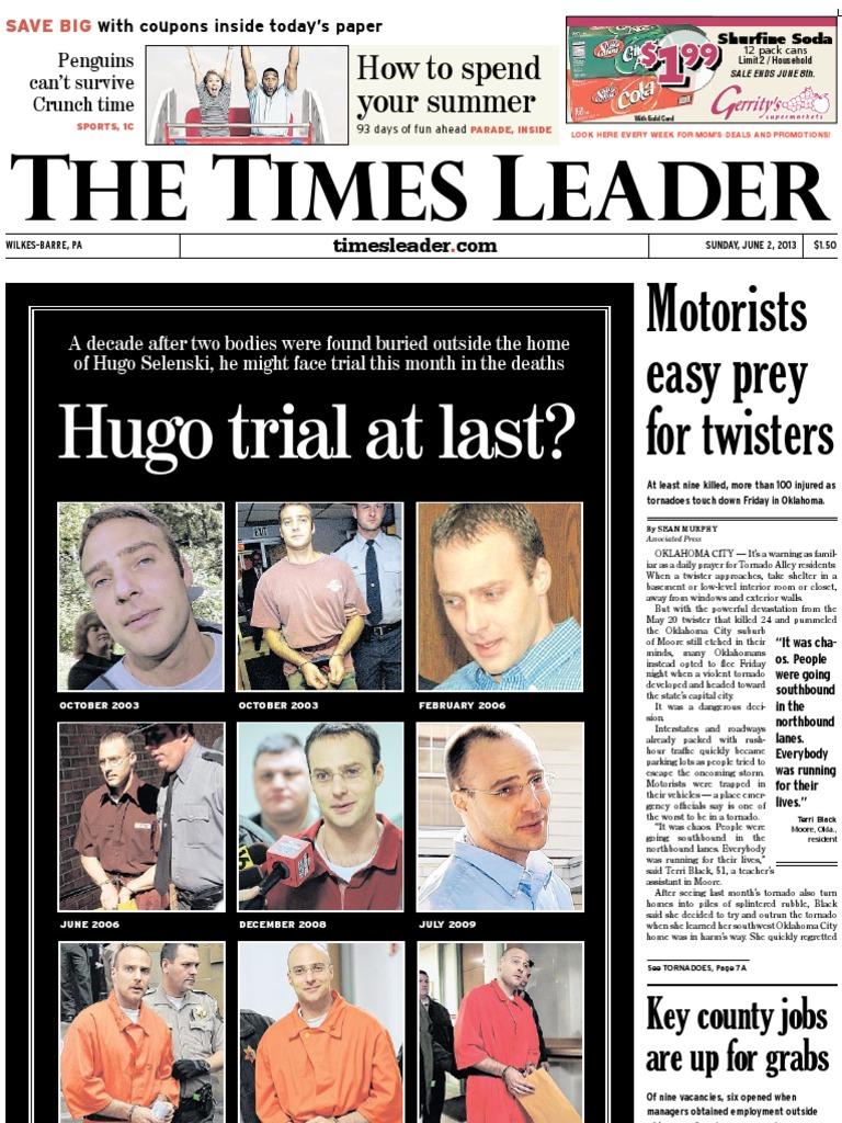 Times Leader 06-02-2013 | Lutheranism | Recep Tayyip Erdoğan