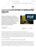 20130531 Groene.nl State of the Market – The Silent Turnaround In Dutch Immigration Policy