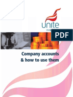 Company Accounts and How to Use Them