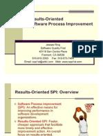 SPI-Software Process Improvement