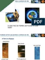 1. Terra no espaço