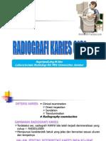 Radiografi Karies Gigi
