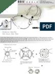 Miyiki Tila Beads Hematite Line Necklace