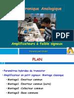 Amplification Transistor 1