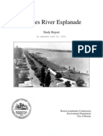 Charles River Esplanade Study Report, As Amended_tcm3-12653