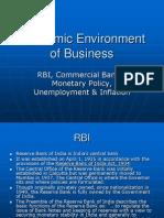 Eco Envt of Business IV