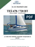 1 Manuel Du Proprietaire Tes 720