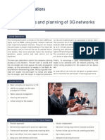 Basic Concepts and Planning of 3G Networks