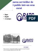 Studiu Transport Public Constanta