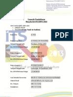 Formulir Pendaftaran Recycle Art_2