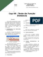 Cap 09 - Teste da função distancia