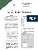 Cap 16 - Testes Dinamicos