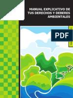 Manual Explicativo de Tus Derechos y Deberes Ambientales