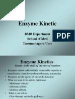 Kinetic Enzymes