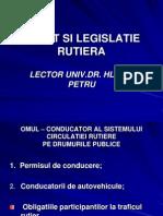 Drept Si Legislatie Rutiera
