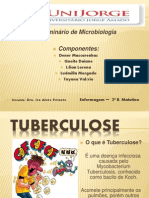Tuberculose - Microbiologia[1]